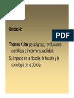 Unidad4 Kuhn