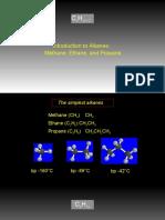 Alkanes - Chemistry