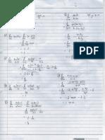 微积分第三份笔记解答