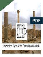 Byzantine Syria