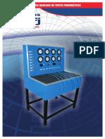 Manual Da Bancada Teste de Valvula
