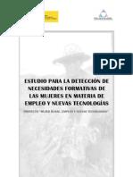 Proyecto Mujer Rural y Empleo en El Oeste de SALAMANCA