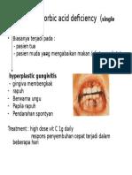 Scurvy ascorbic acid deficiency.pptx