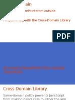 Mod 4 - Cross Domain Library