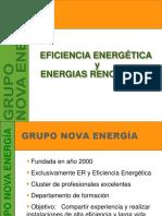 Eficiencia Energetica y Energias Renovables
