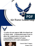 Air Force Leadership 11