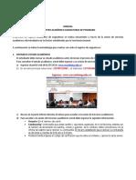 Manual de Registro de Asignaturas Posgrados Periodo 2017-1 - Version Definitiva