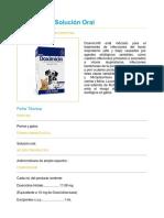 doximicin antimicrobiano
