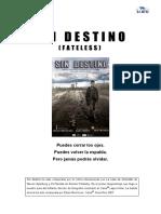 Sin Destino Fateless Guia Para La Pelicula