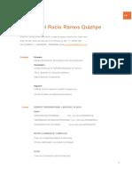 CV Patricia Ramos