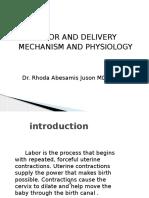 Dra Juson Labor & Delivery