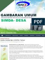 Iskandar Novianto_Slide Aplikasi Desa for IAI