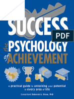Success - The Psychology of Achievement