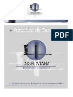 Port a Folio de Servicios Ingeliviana - 2010