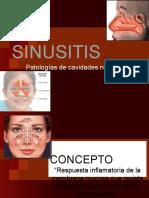 Patologias de Cavidades Nasales