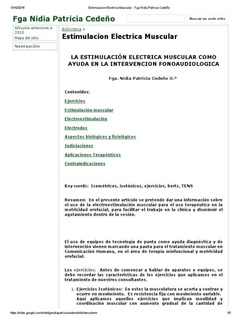 Ejercicios isometricos cervicales pdf