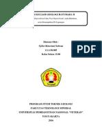 Geobar Kelas D_Syifa O.S (111.130.085)_Syn-Depos Dan Post-Depos