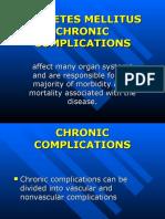 Diabetic Neuropathy and Retinopathy