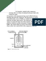 Unit 2.3,Oil Separator Condenser Dryer Sight Glass