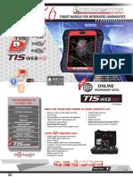Tecnomotor Socio X6 Integrated Vehicle Diagnostics EN