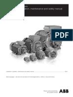 Manual LV Motors