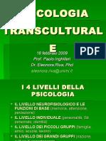 Psicologia Trans Cultural e Me Diaz i One