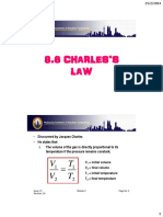 8.6 Charless Law