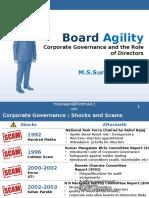 Corporate Governance - Wizardium