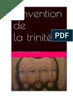 L'Invention de La Trinite (Fren - Laurent Chaumette