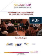 Programa de Certificación de Coaches Profesionales1