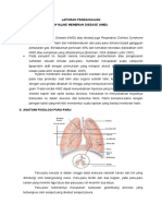 Ratee - Lp Hyaline Membrane Disease