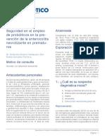 Seguridad Probioticos Prevencion Enterocolitis Prematuros