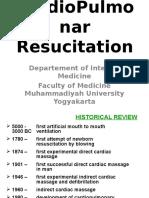 CardioPulmonar Resucitation