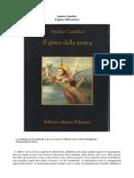 ANDREA CAMILLERI 'Il Gioco Della Mosca'