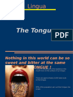 Patology of lingua
