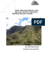 Análisis de suelo  para uso agrícola en el sector Llamacocha, Distrito Conchucos, Provincia Pallasca, Región Ancash.docx