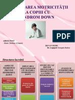 Pregatire Pacient Sindromul Down
