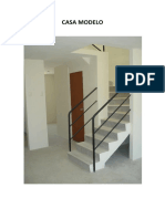 Casa Modelo y Oficina