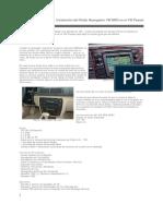 Instalación Del Radio Navegador VW MFD en El VW Passat