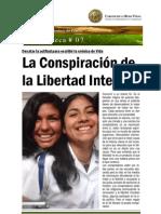Carlos de La Rosa Vidal - La Conspiracion de La Libertad Interior