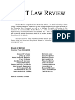 Ustlaw Review