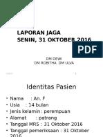 MR KDS (31 okt 2016)