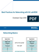 Best Practice for Networking