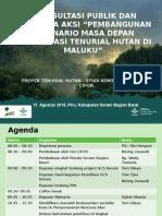 1. Agenda