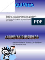 Power Point Generalidades de La Química