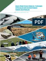 Manual de Buenas Prácticas Para El Turismo de Intereses Especiales en Ecosistemas Marinos y Costeros