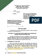 PTB for Plaintiff (Group 2)