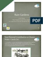 How to Build a Rain Gardens