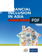 Adbi Financial Inclusion Asia
