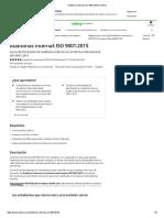 Auditorias Internas ISO 9001_2015 _ Udemy